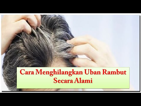 cara-menghilangkan-uban-rambut-secara-alami