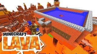 Eisenfarm fertig! + Heute 19:00 Livestream! - Minecraft LAVA #15