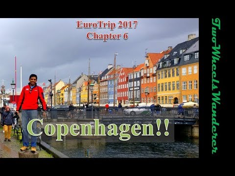 EuroTrip 2017- Chapter 6- COPENHAGEN, DENMARK!!/ Wild and Free Christiania Freetown!!