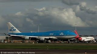 Very Last Flight on B747 by Captain Floris Garstman