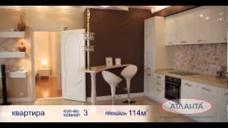 3-комнатная квартира на Фонтане, Одесса(3-комнатная квартира на Фонтане, Одесса. http://www.atlanta.ua/objects/show/odessa_k28_291/ Мебель,техника: квартира полностью..., 2013-12-18T12:18:34.000Z)