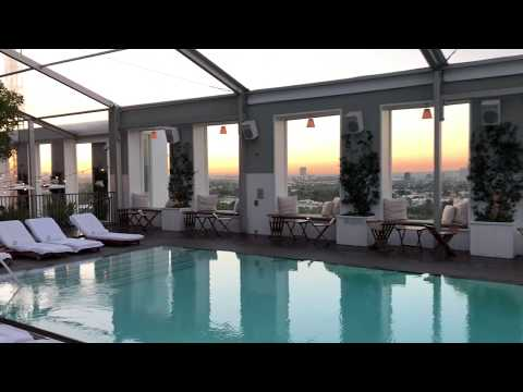 The Mondrian Los Angeles And SkyBar Rooftop