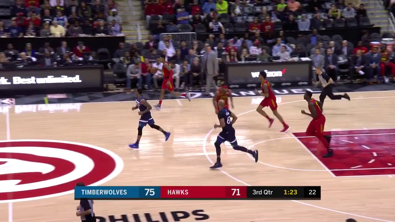 Kent Bazemore Tame Timberwolves in Hard-Fought Victory ...