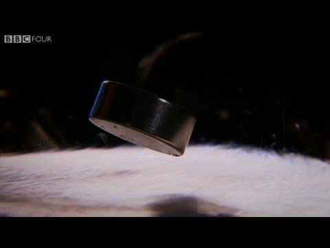Quantum Levitation - Ceramics: How They Work - BBC Four