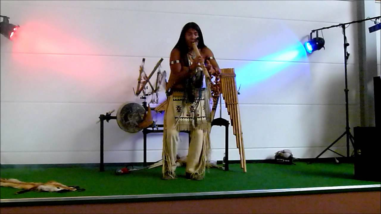 indianer musik panflöte