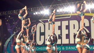 Cheer Extreme Senior Elite Cheersport Day 1