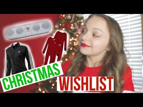 Christmas Wishlist/Gift Guide | Avery Morrison