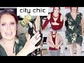 YOU ASKED FOR IT!!!! City Chic Haul- Plus Size Fashion Try on!