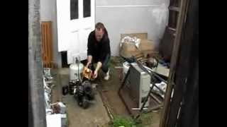Afterburner How To Build A Home Made Jet Engine