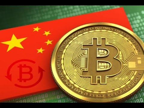 China vs. Bitcoin
