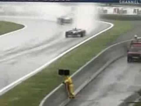 Michael schumacher's magic   (Driving on the limit)