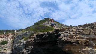 cliff jumping Mallorca