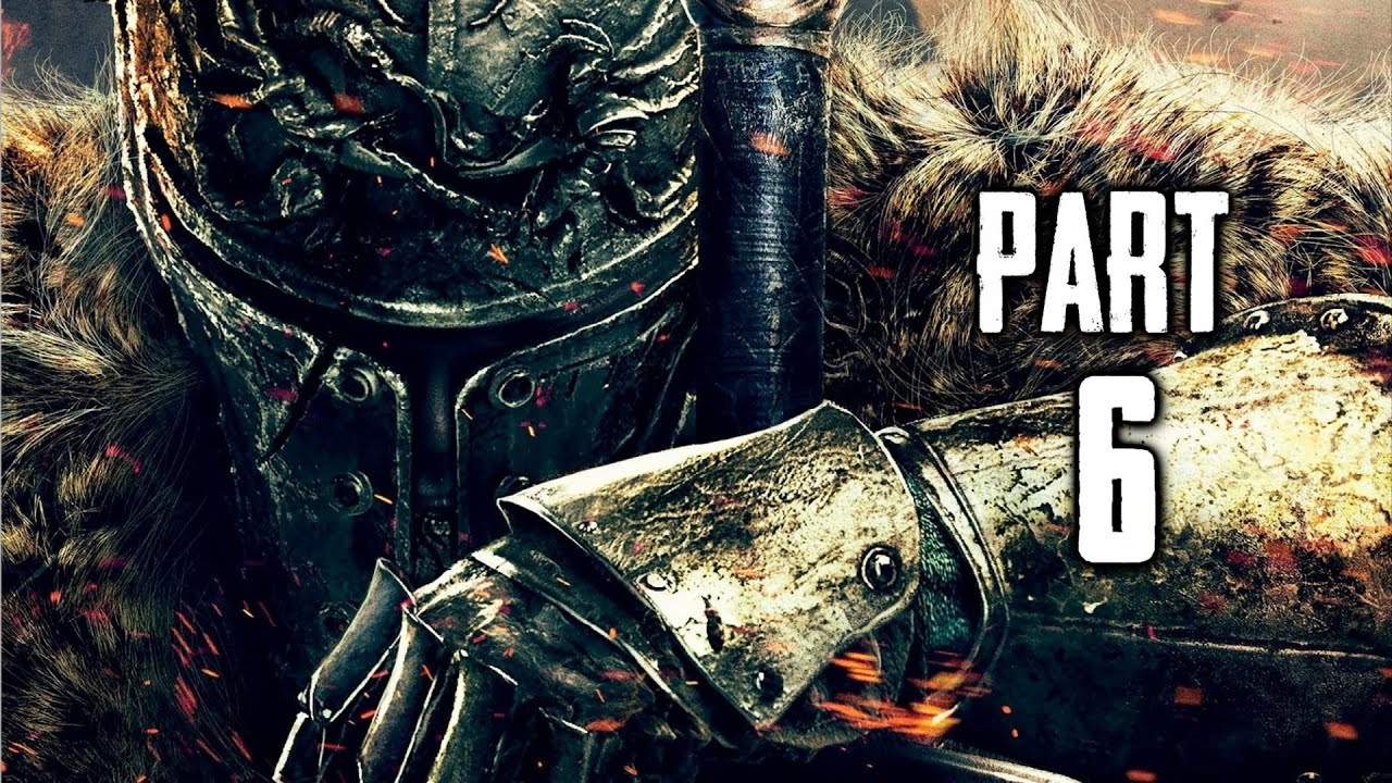 Dark Souls 2 2014 All Cutscenes Walkthrough Gameplay: Dark Souls 2 Gameplay Walkthrough Part 6