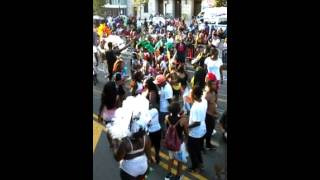 Labor Day West Indian American Day Parade New York 2015 Eastern Parkway Tun Up Pt. 1