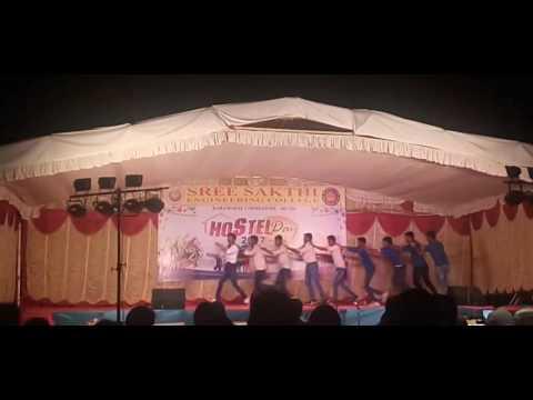 SSEC  hostel  day  dance program