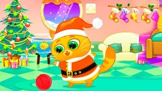 Bubbu - My Virtual Pet & Christmas Update (Android Gameplay Video #4)