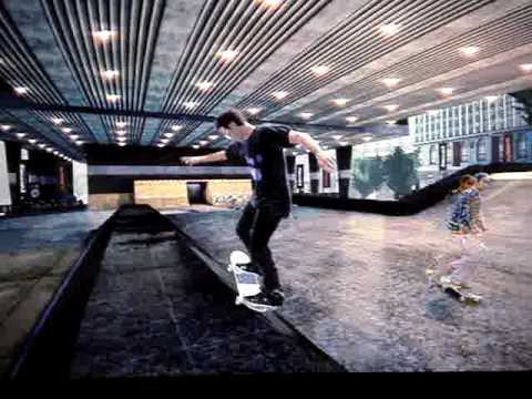 how to unlock monster clubhouse in skate 2