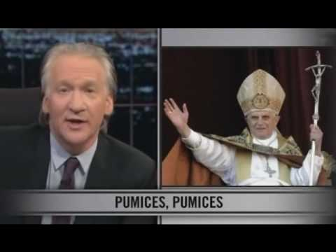 Real Time with Bill Maher - 2010-04-23 | Sacrifice the pope | Shitbag Airlines
