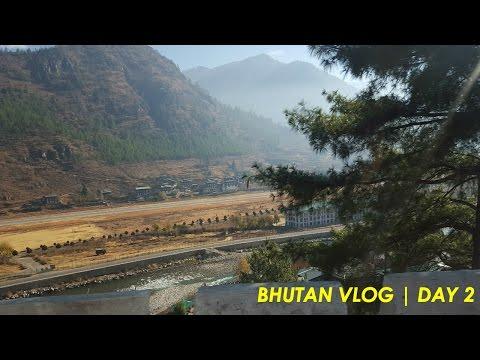 """THE JOURNEY BEGINS""   BHUTAN VLOG: DAY 2"