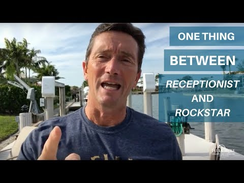 The Difference Between a Receptionist and a Rockstar Chiropractic Assistant