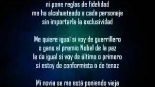 Ricardo Arjona - Mi Novia Se Me Está Poniendo Vieja [Letra / Lyrics] [2011]