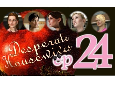 Desperate Housewives: The Game - Ep24 - Eavesdropping - w/Wardfire