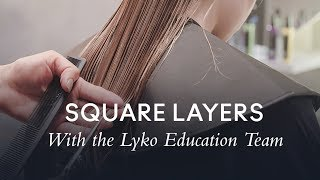 Lyko Foundation Techniques - Square Layers