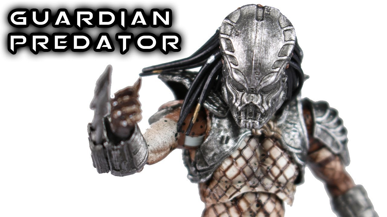 Hiya Toys Guardian Predator 1 18 Scale Action Figure Review Youtube