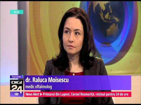 Retinopatia diabetica - Dr. Raluca Moisescu - Clinica Ama Optimex