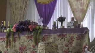 видео Свадьба в стиле Прованс