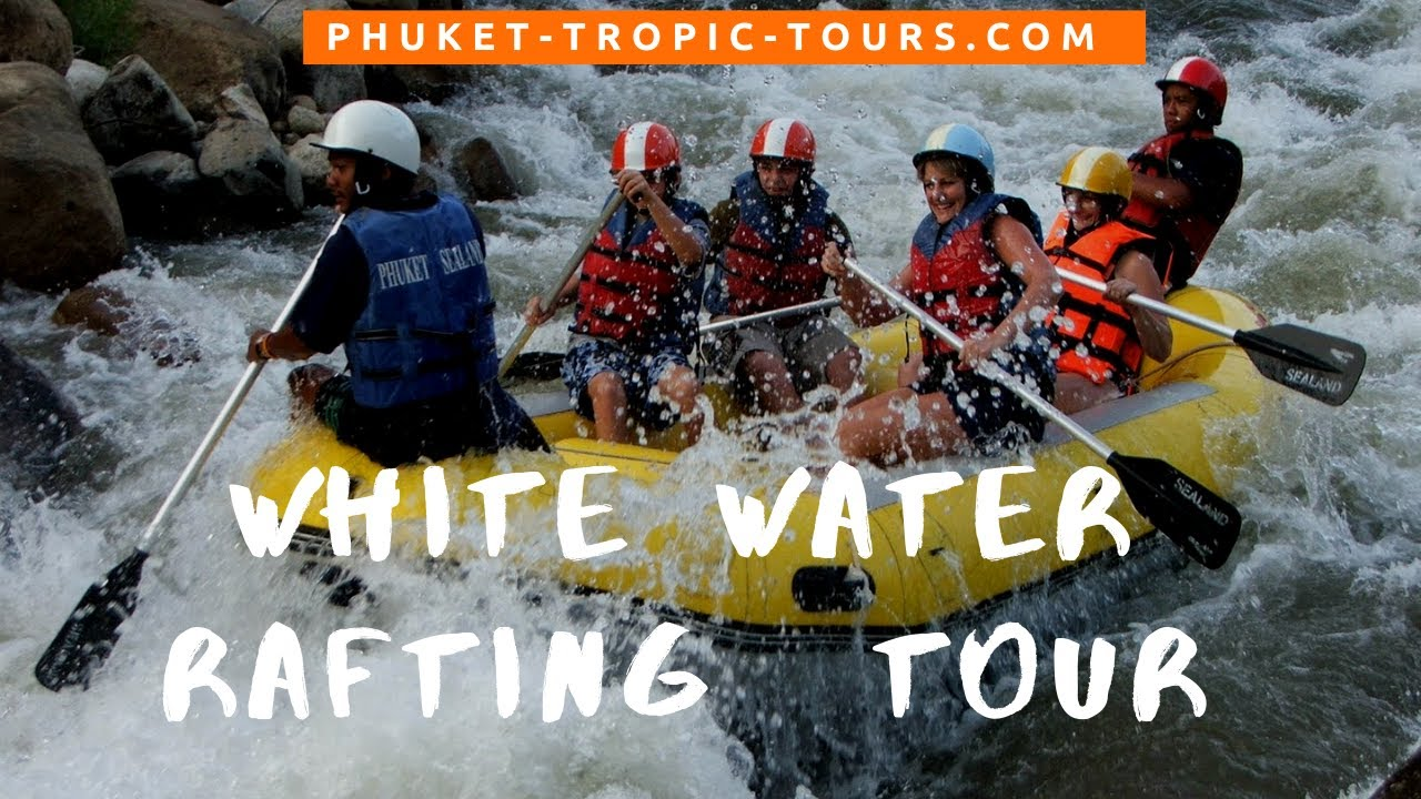 White Water Rafting video overview: