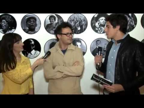 Entrevista com Danton Mello, Paulo Goulart Filho, Rosanne Mulholland e Henrique Stroeter - FlixTV