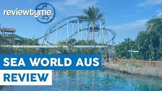 Download lagu Sea World Australia Theme Park Review ReviewTyme MP3