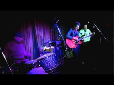 The Excellos - I just wanna make love to you - Orange Peel, Frankfurt - Oct. 2012 - Part 2