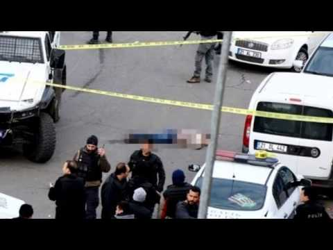 Öldürülen kadın teröristin kimliği belli oldu
