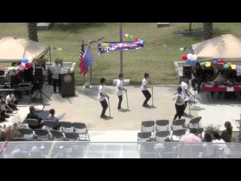 CSDFEA June 7th 2013, Dance Performance by The Philippine American Youth Organization