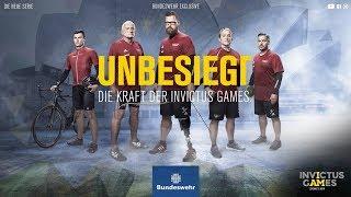 UNBESIEGT | Die Kraft der Invictus Games | Trailer
