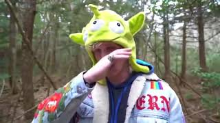 REUPLOAD  LOGAN PAUL  We found a dead body in the Japanese suicide forest    DELETED VIDEO