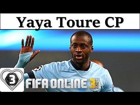 I Love FO3   Yaya Toure CP Review Fifa Online 3 New Engine 2017: Quái Vật Of Sự Đa Năng