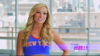 Knicks City Dancers Profile: Ashley