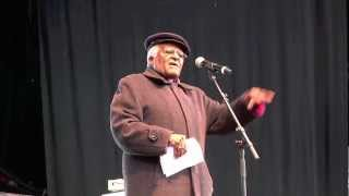 Desmond Tutu's Message to Obama