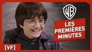 Harry Potter à l'école des sorciers - Regardez les premières minutes du film !