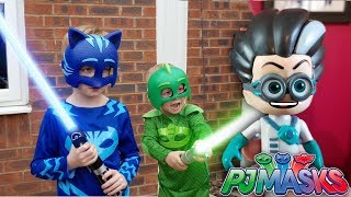 PJ Masks Trap Star Wars Thief (Extended Cut)