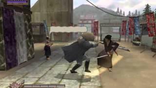 Way Of The Samurai 2 - Oni Suzume Gameplay