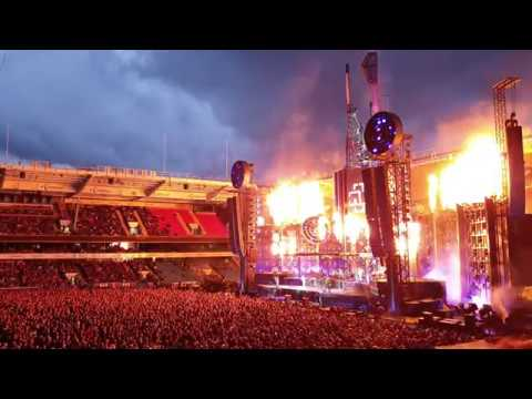 Rammstein - Heirate Mich (Live Ullevaal Stadion, Oslo, Norway - August 18, 2019) HD