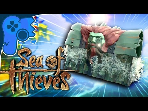 Chest Of Sorrow - Sea Of Thieves #2   Havin' A Bash!