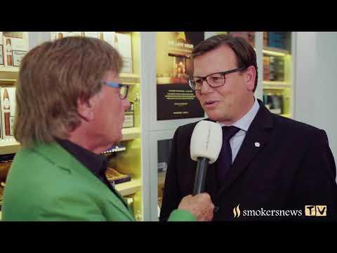 InterTabac 2017 - Martin Kaufmann - Senior VP Europe and Global Travel Retail Oettinger Davidoff AG