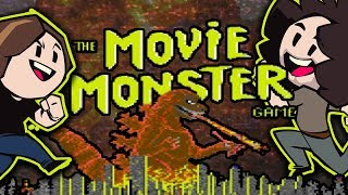 The Movie Monster Game - Game Grumps