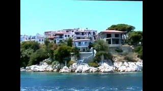 Греция: о.Скиатос, Метеоры, Эгейское море(Отдыхали в 2014 году в Греции. Местность называется Пиерия. На видео показаны экскурсии на о.Скиатос (или Скиа..., 2016-01-05T19:44:05.000Z)
