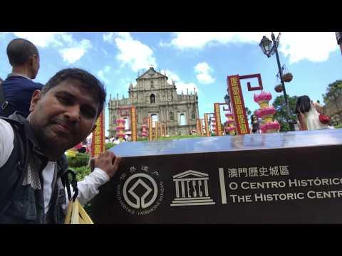 The Historic Centre of Macau